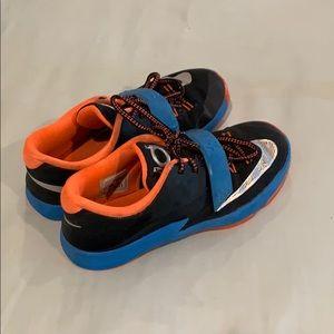 Nike boys KDs tennis shoes